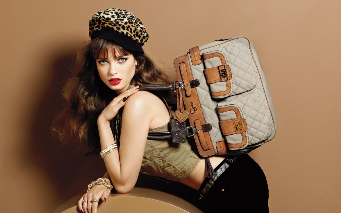 Model Fashion wallpaper