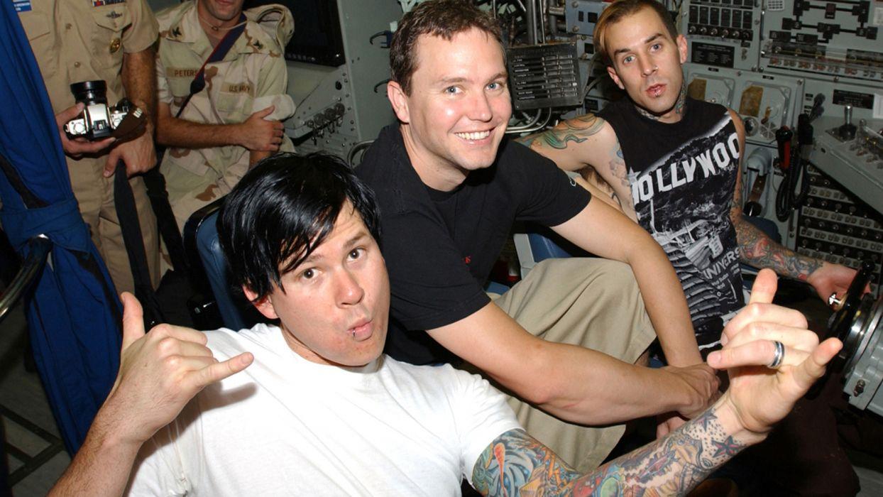 BLINK-182 punk pop           g wallpaper