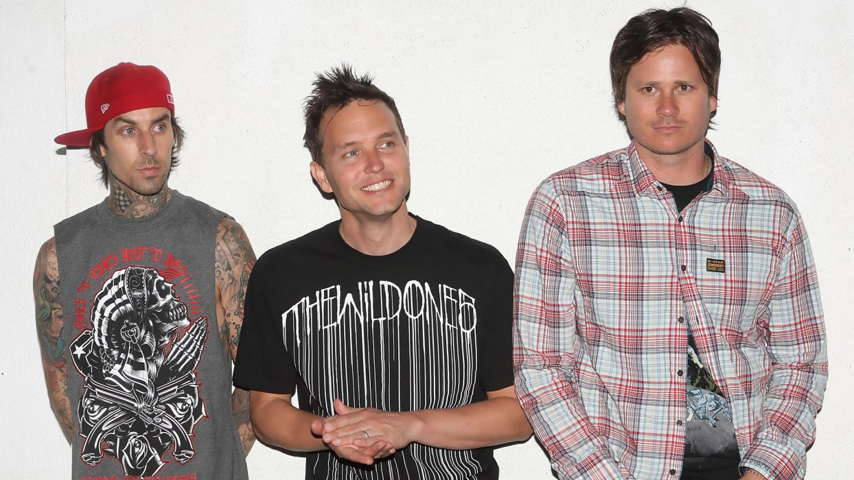 BLINK-182 punk pop      g wallpaper