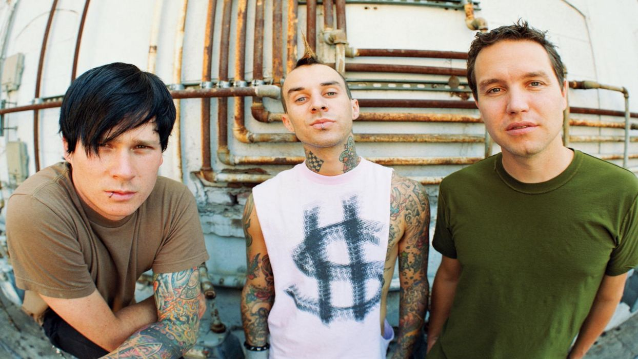 BLINK-182 punk pop   f wallpaper