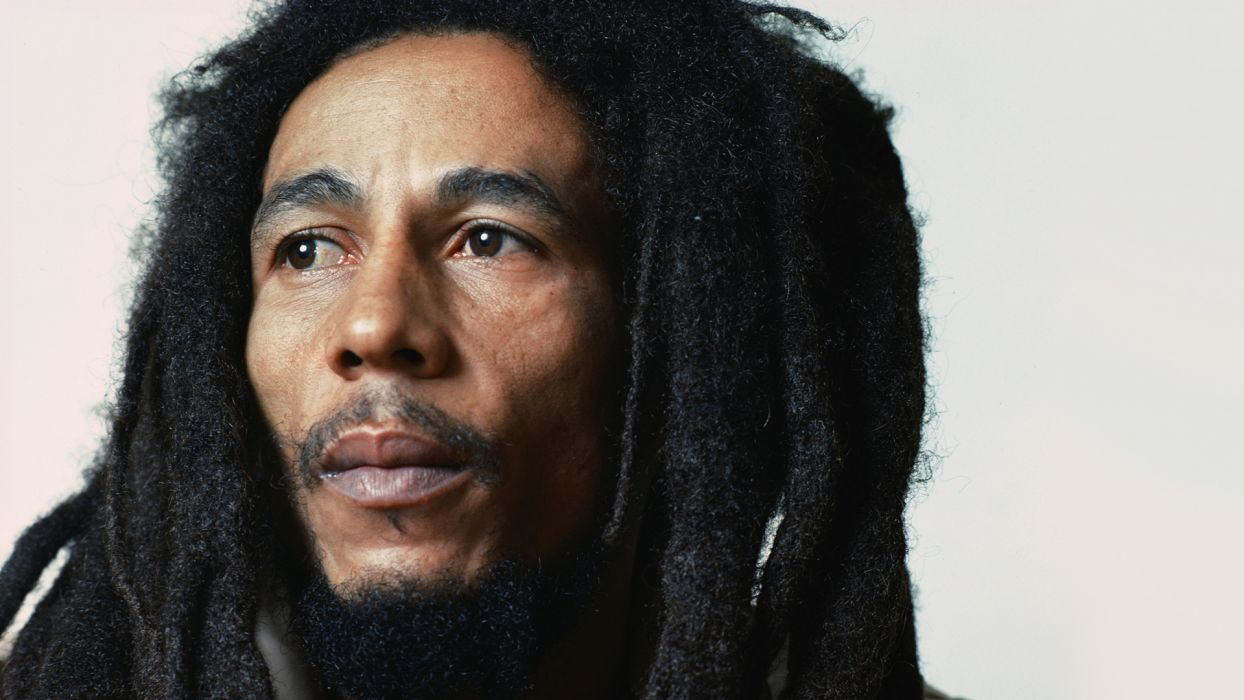 BOB MARLEY & THE WAILERS reggae     d wallpaper