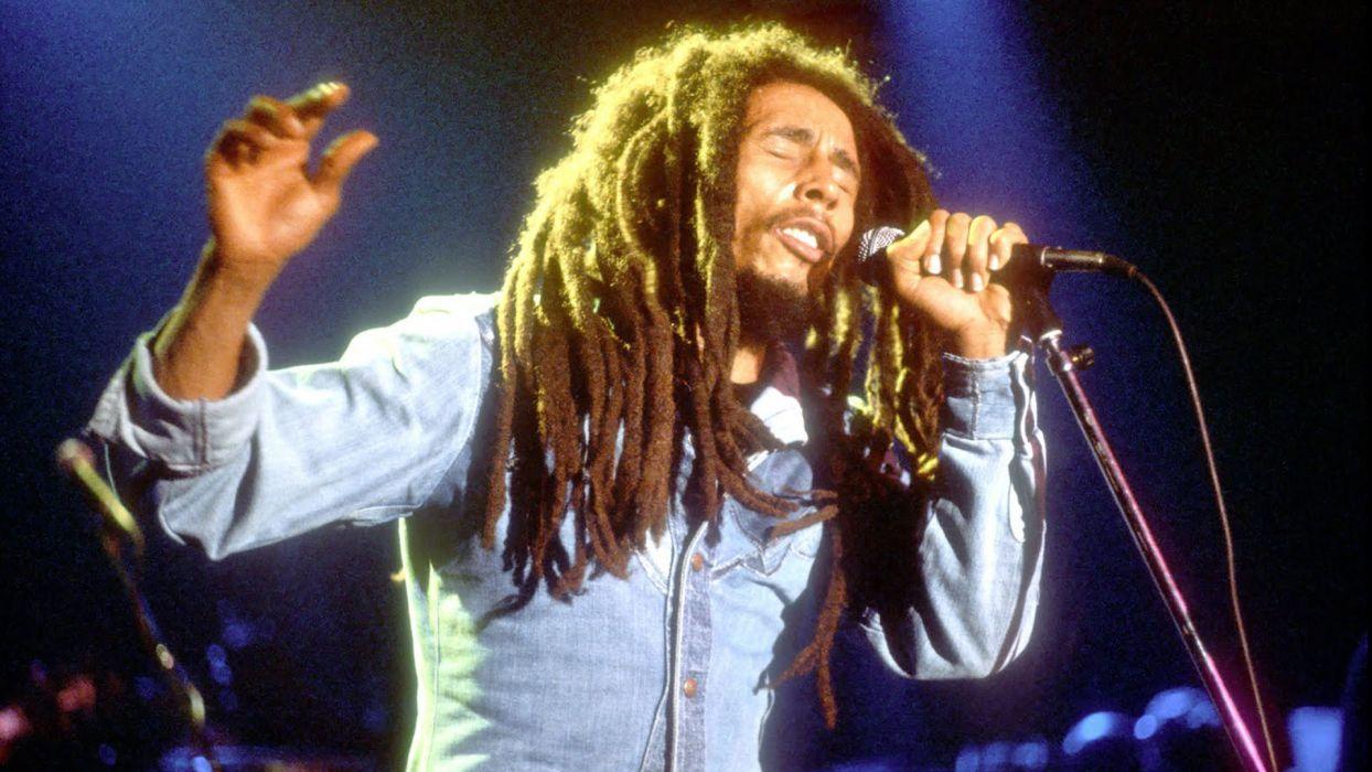 BOB MARLEY & THE WAILERS reggae wallpaper