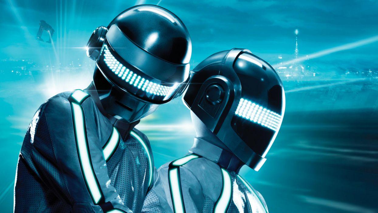 Daft Punk house electronic        f wallpaper