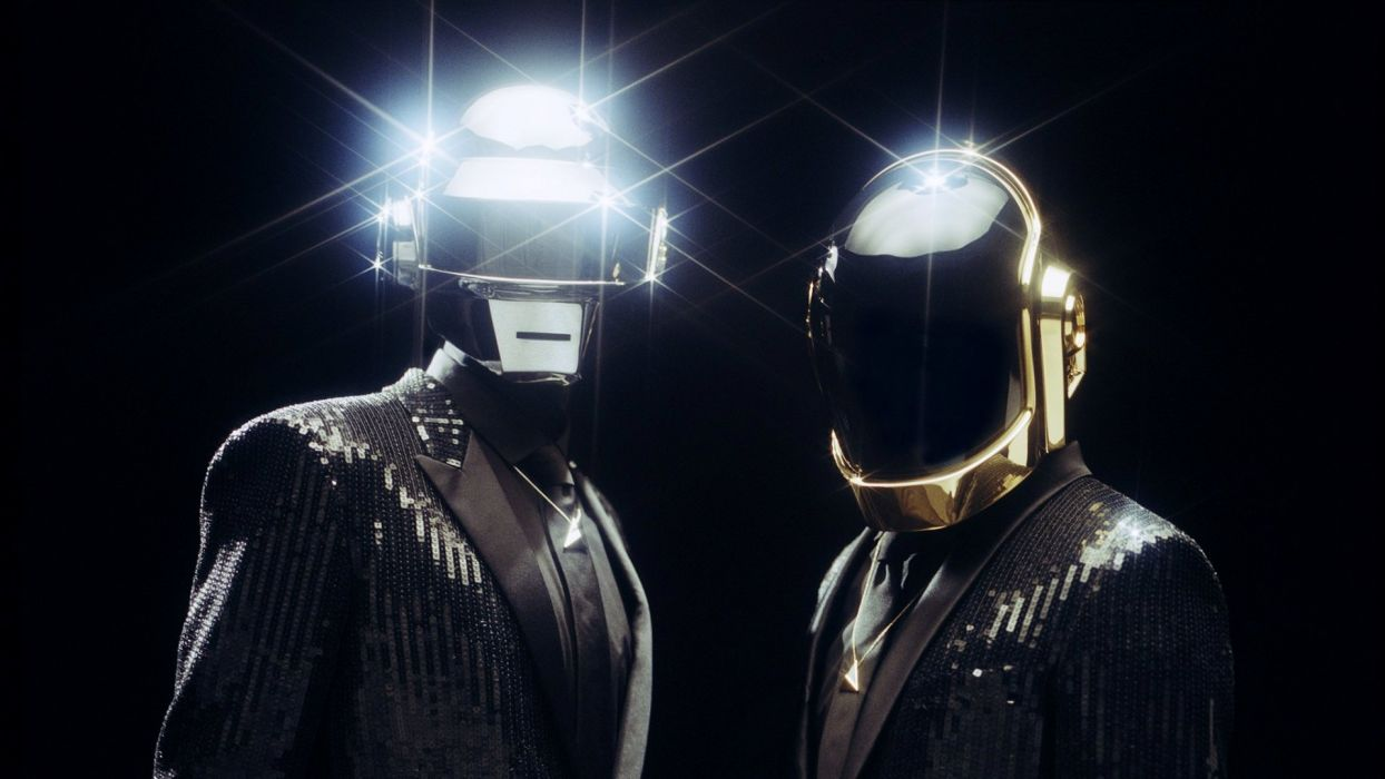 Daft Punk house electronic x wallpaper