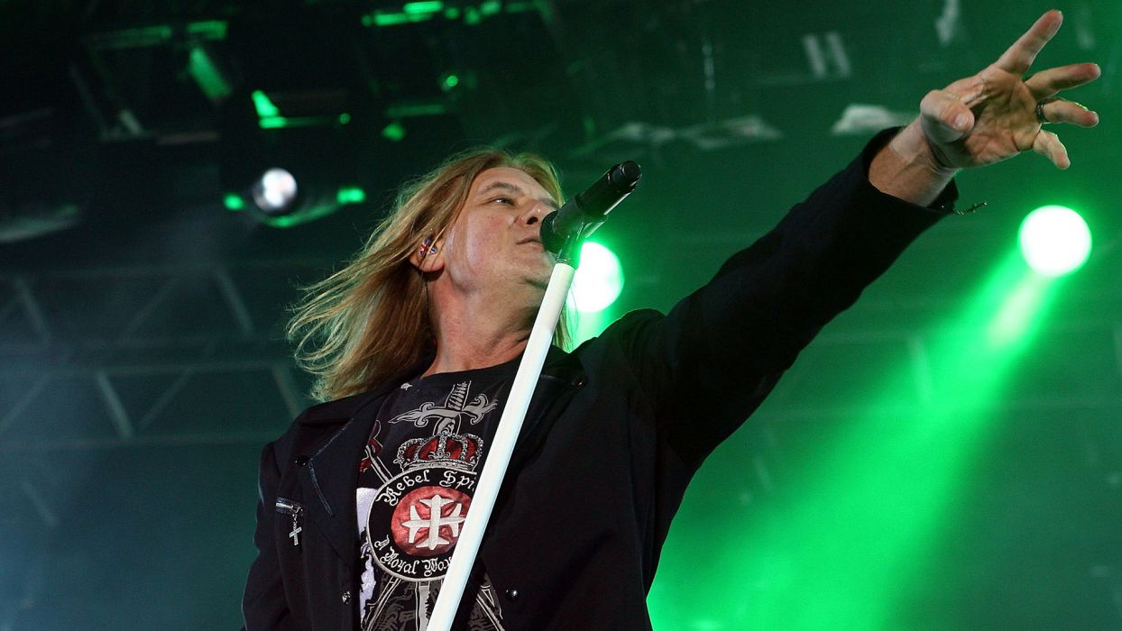 DEF LEPPARD hair metal heavy hard rock concert concerts microphone    ff wallpaper