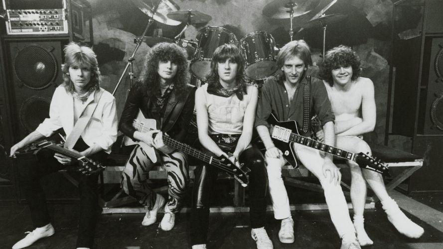 DEF LEPPARD hair metal heavy hard rock guitar guitars concert concerts f wallpaper