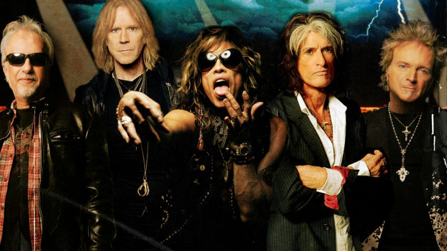 AEROSMITH hard rock heavy metal f wallpaper