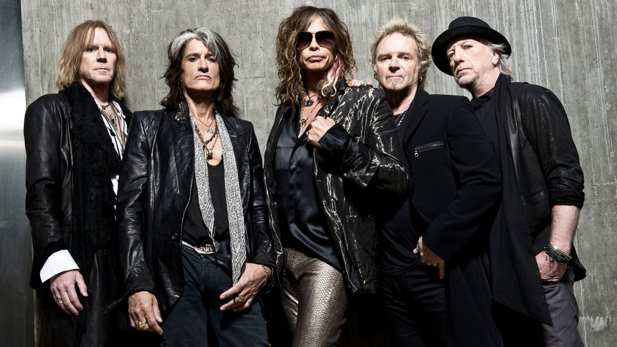 AEROSMITH hard rock heavy metal wallpaper