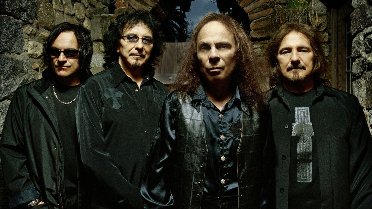 BLACK SABBATH classic metal heavy ronnie james dio wallpaper