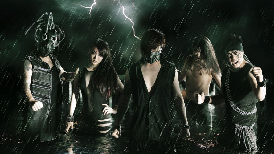 CHTHONIC death metal heavy h wallpaper