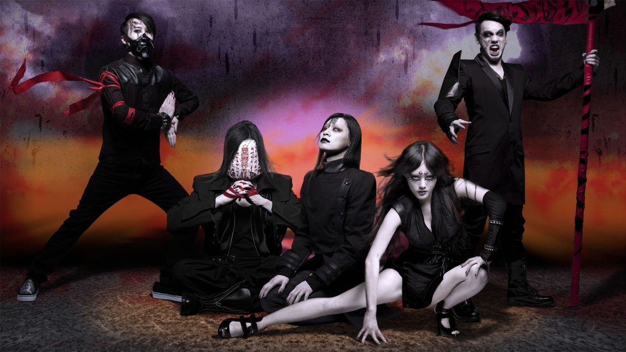 CHTHONIC death metal heavy wallpaper