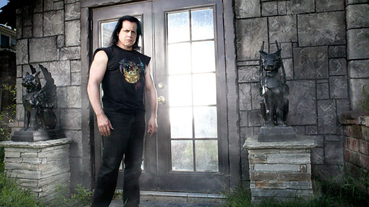 DANZIG heavy metal      h wallpaper