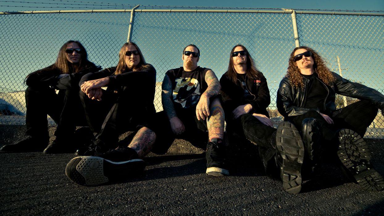 EXODUS thrash metal heavy   h wallpaper