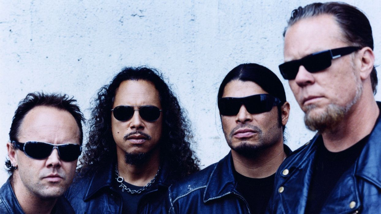 METALLICA thrash metal heavy      h wallpaper
