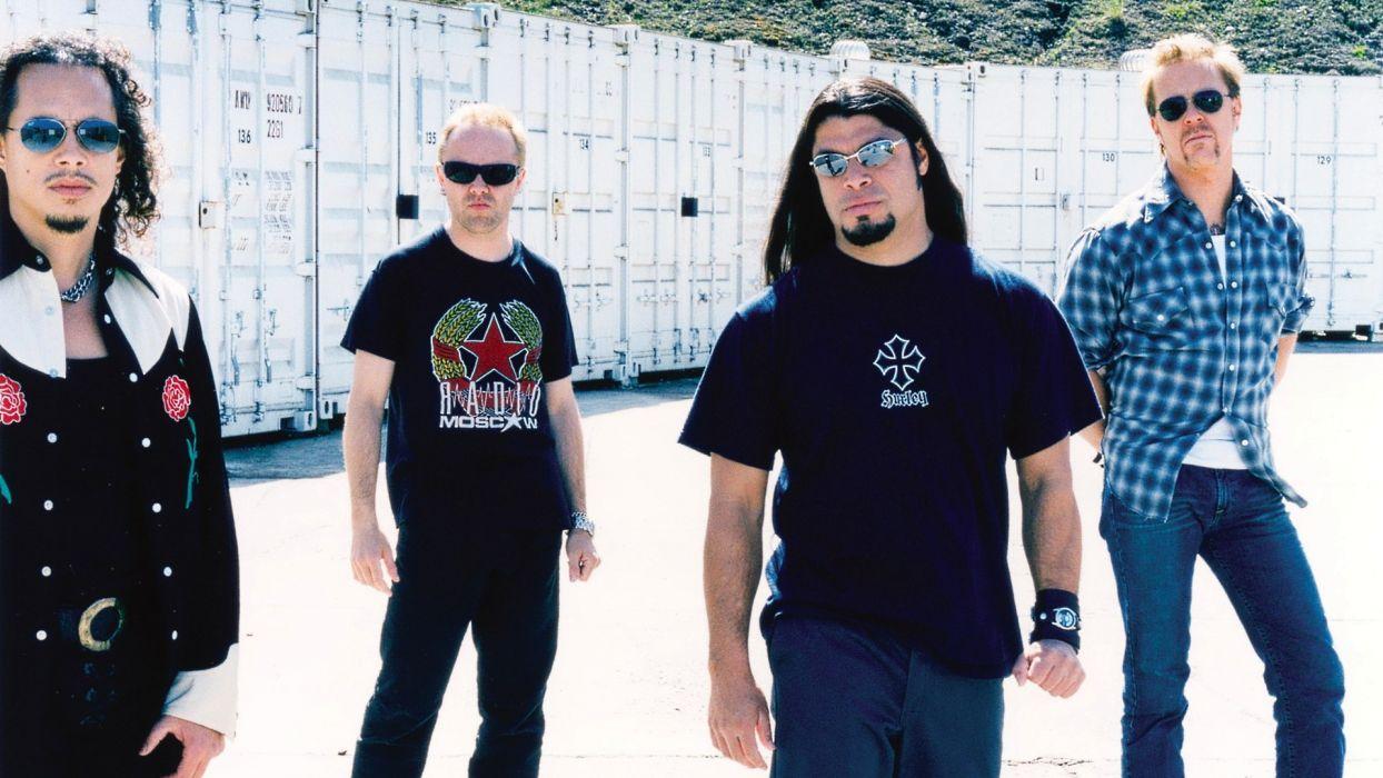 METALLICA thrash metal heavy      hr wallpaper