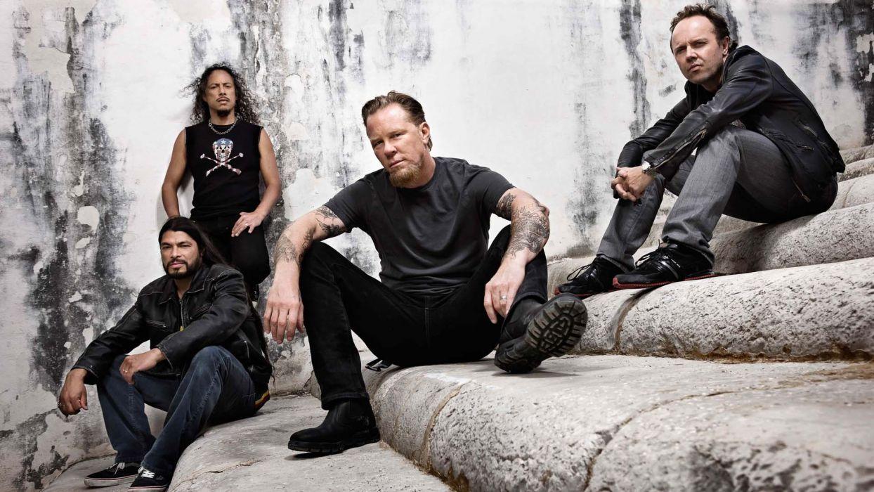 METALLICA thrash metal heavy     r wallpaper
