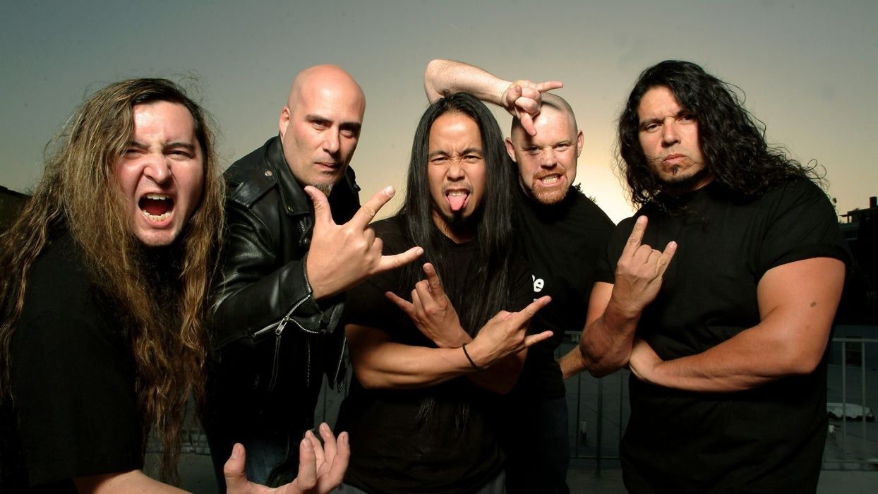 AGENT STEEL thrash metal heavy wallpaper