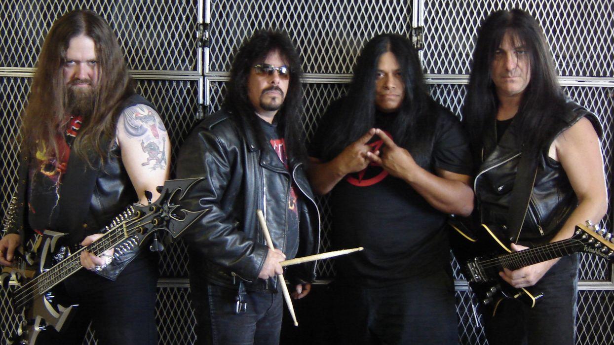 EXCITER thrash metal heavy guitar guitars wallpaper
