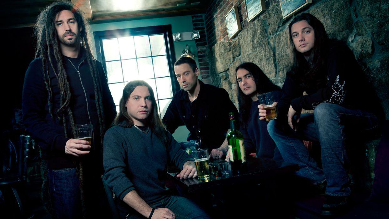 SHADOWS FALL thrash metal heavy metalcore   d wallpaper