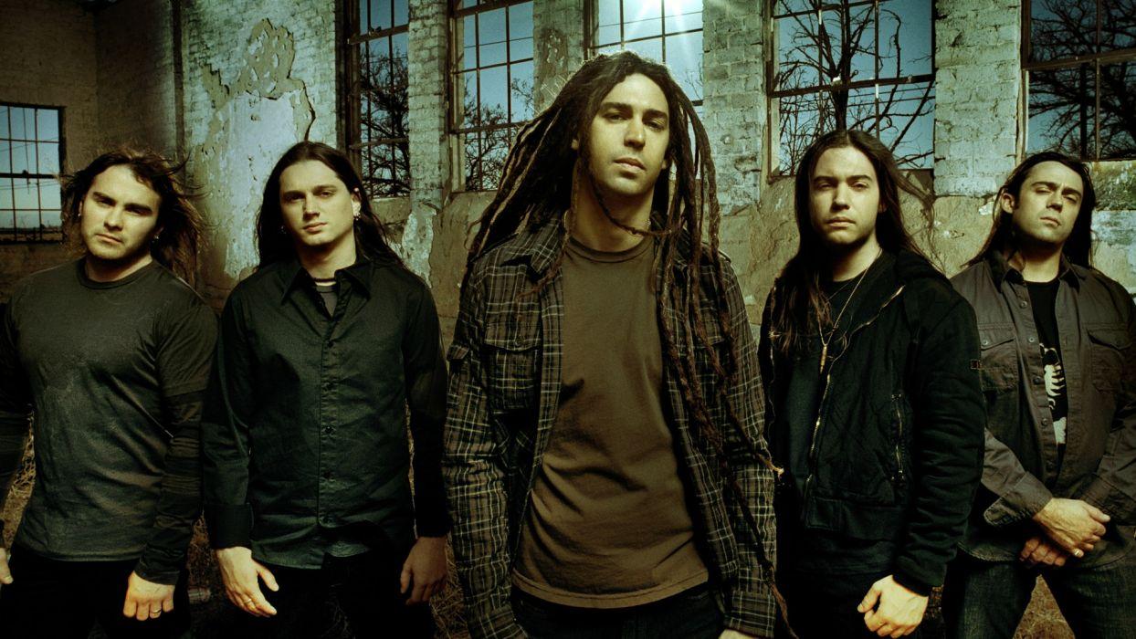 SHADOWS FALL thrash metal heavy metalcore wallpaper