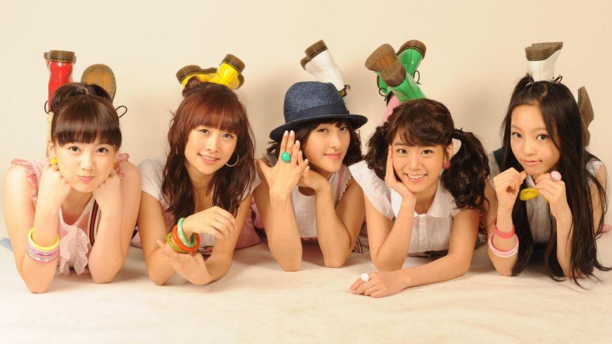 KARA k-pop-pop bubblegum dance f wallpaper