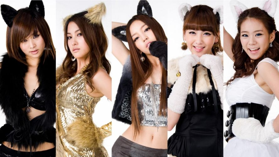 KARA k-pop-pop bubblegum dance gf wallpaper