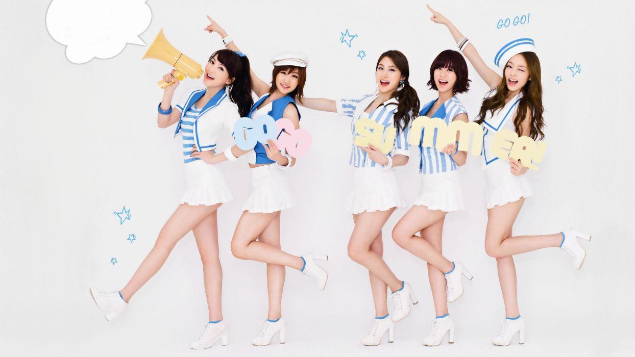 KARA k-pop-pop bubblegum dance wallpaper