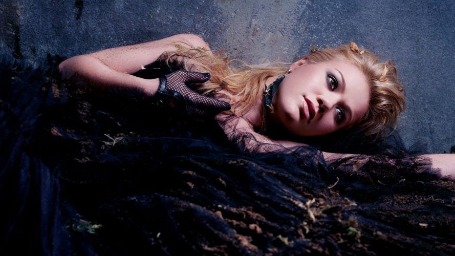 KELLY CLARKSON pop rock women blonde girl girls g wallpaper
