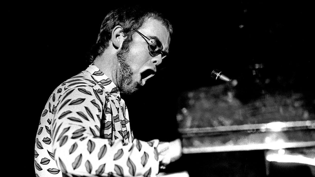 ELTON JOHN rock pop glam classic piano r-b concert concerts  y wallpaper