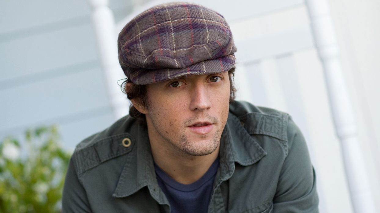 JASON MRAZ pop rock blue-eyed soul alternative wallpaper