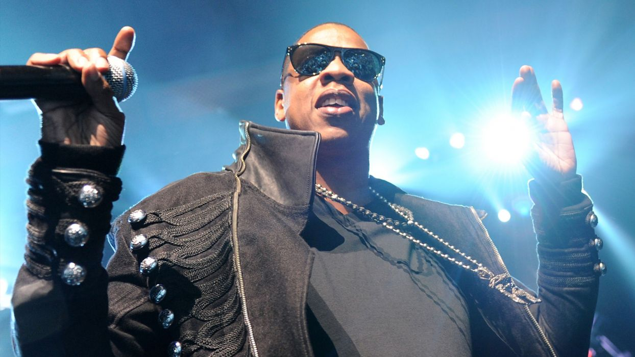 JAY-Z rap rapper hip hop microphone concert concerts wallpaper