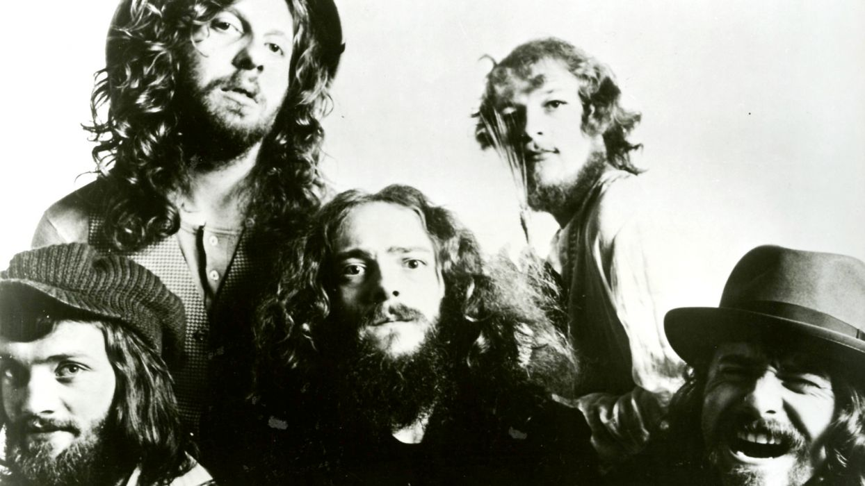 JETHRO TULL classic rock folk hard   f wallpaper