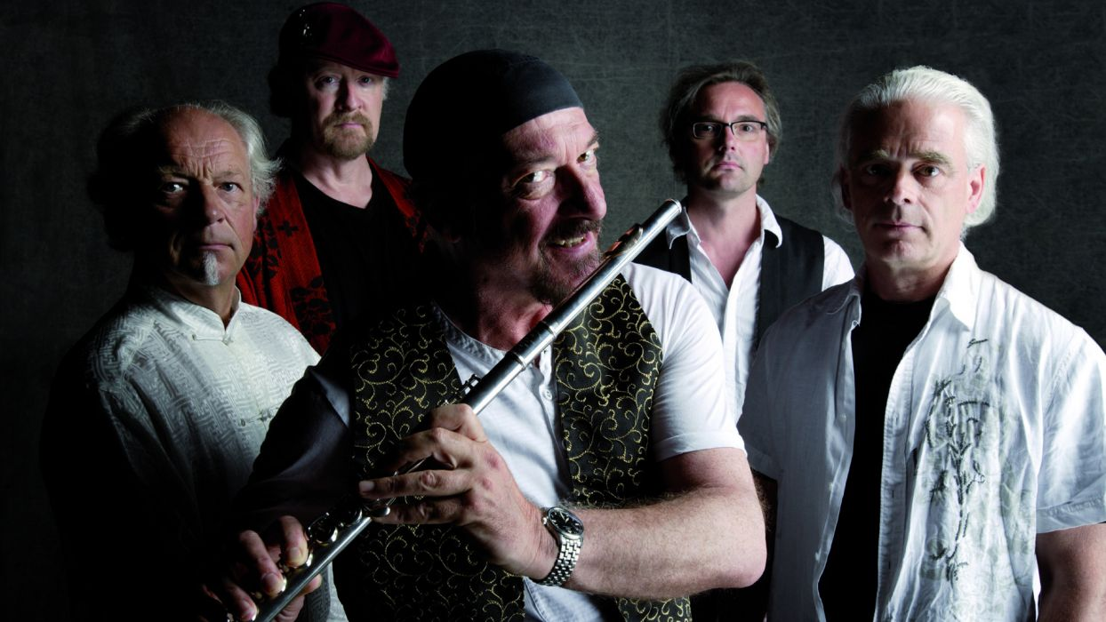 JETHRO TULL classic rock folk hard wallpaper