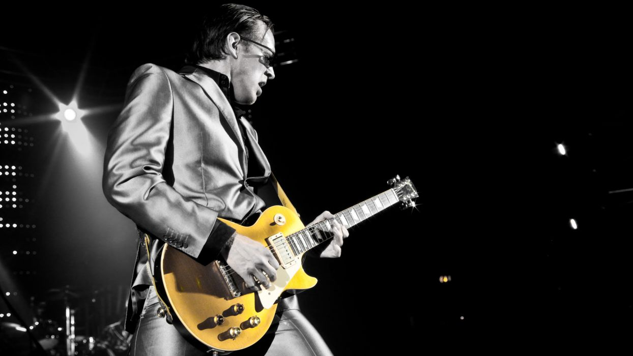 JOE BONAMASSA blues rock roll guitar guitars concert concerts   f wallpaper