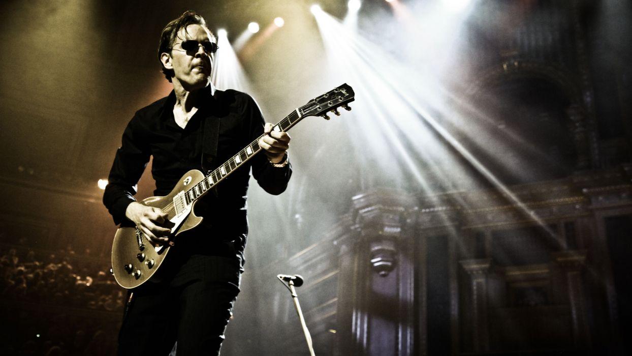 JOE BONAMASSA blues rock roll guitar guitars concert concerts wallpaper