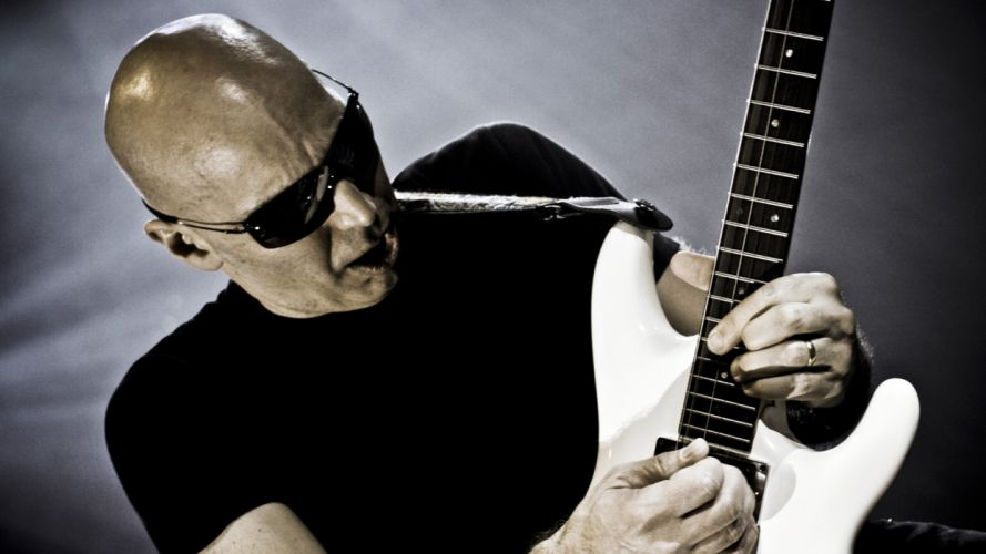 JOE SATRIANI instrumental rock hard heavy metal guitar guitars concert concerts g wallpaper