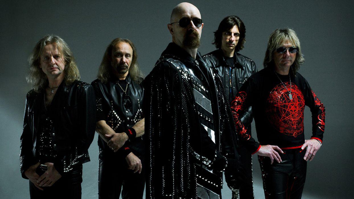 JUDAS PRIEST classic heavy metal   f wallpaper