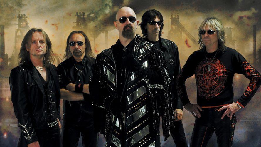 JUDAS PRIEST classic heavy metal wallpaper