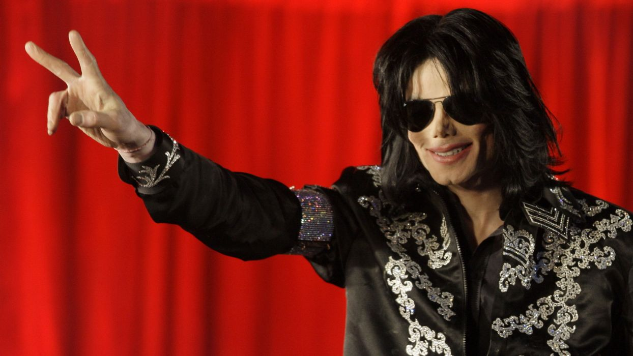MICHAEL JACKSON r-b pop dance        f wallpaper