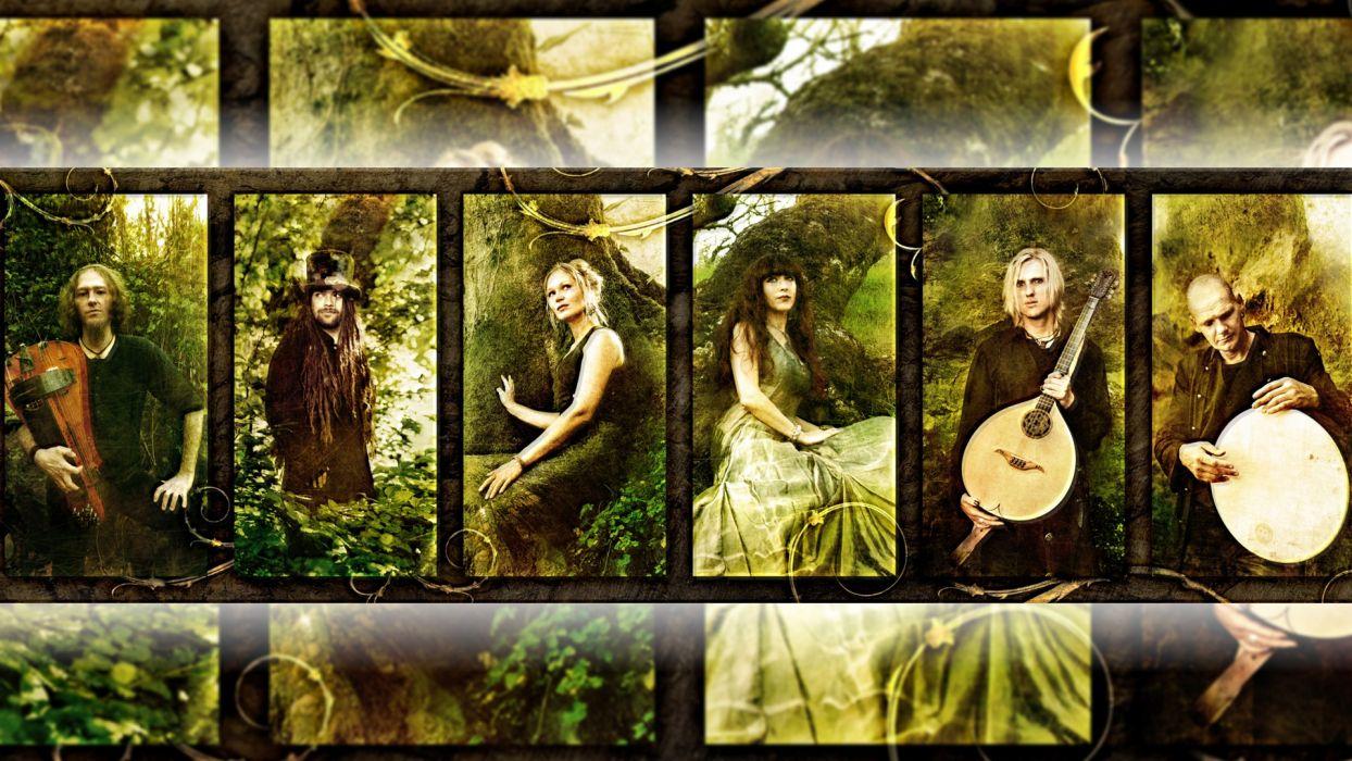 FAUN pagan folk darkwave medieval  q wallpaper