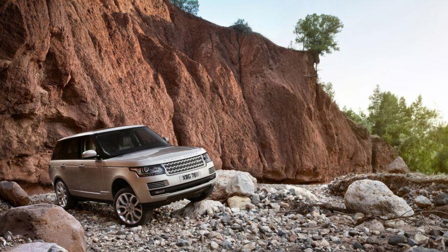 Range Rover wallpaper