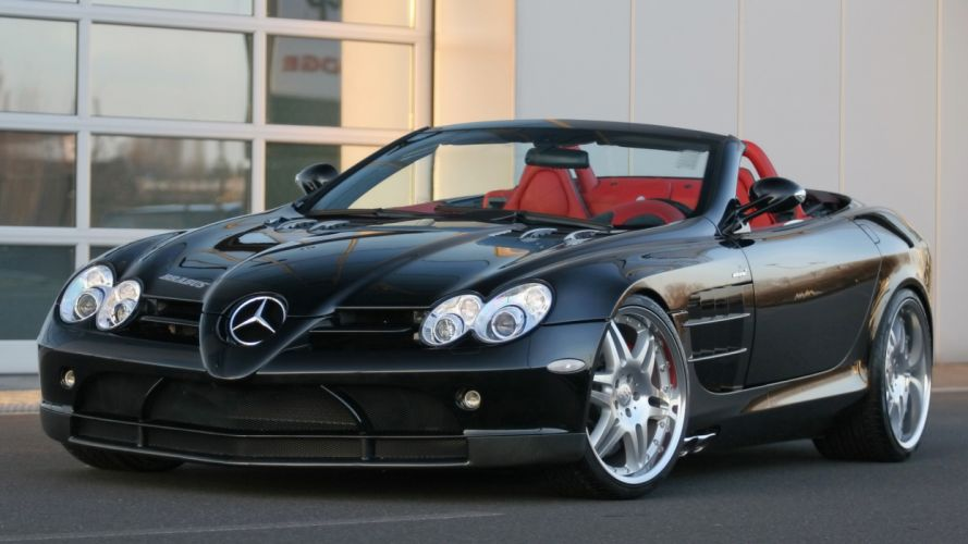 Mercedes SLR wallpaper