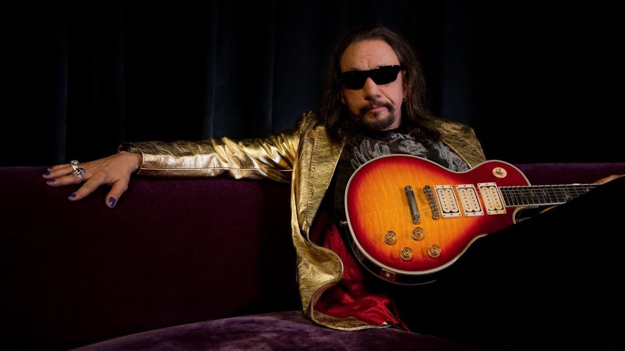 ACE FREHLEY kiss frehleys comet heavy metal hard rock classic guitar guitars wallpaper