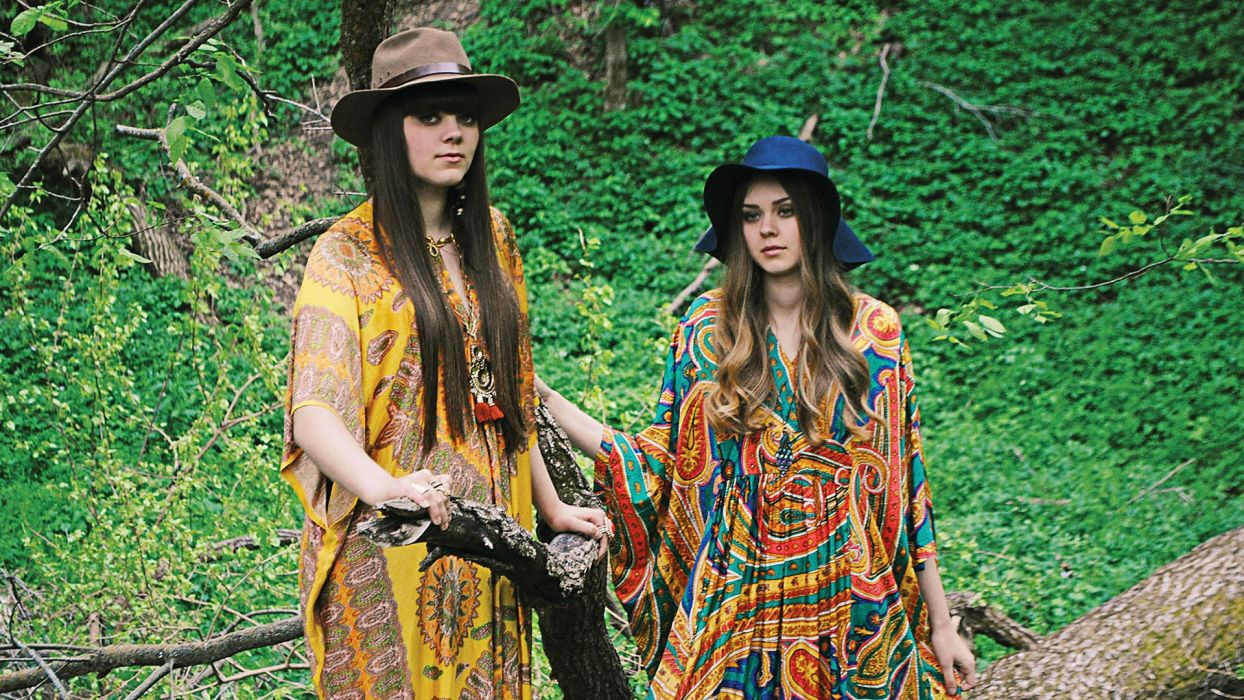 FIRST AID KIT folk indie pop psychedelic americana    f wallpaper