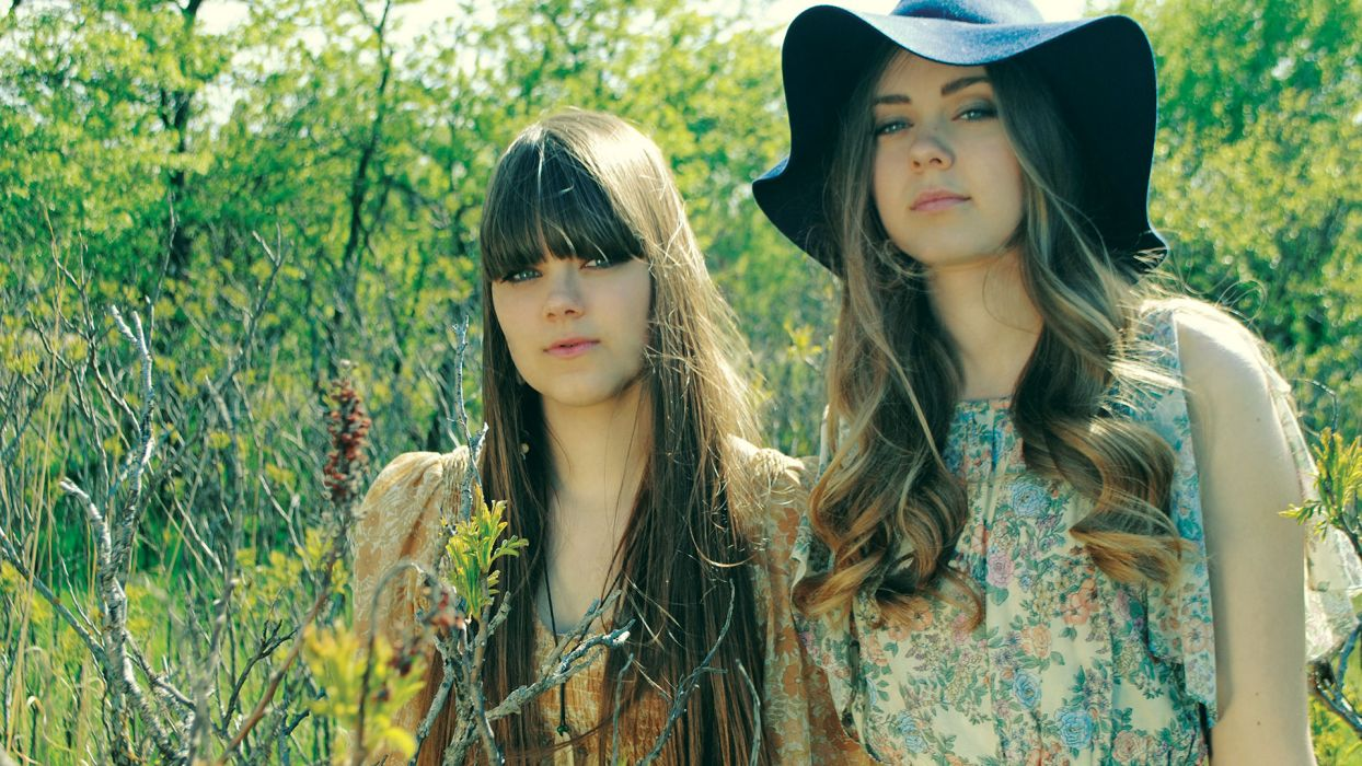FIRST AID KIT folk indie pop psychedelic americana wallpaper