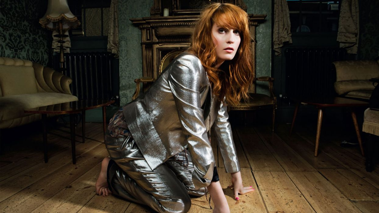FLORENCE AND THE MACHINE indie rock   f wallpaper