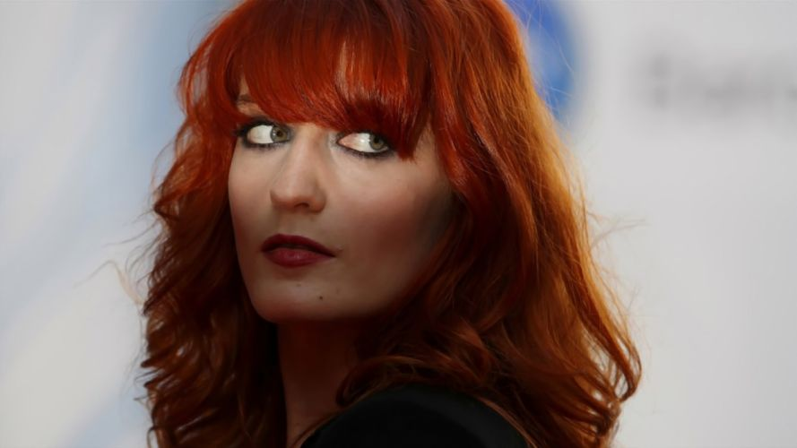 FLORENCE AND THE MACHINE indie rock gr wallpaper