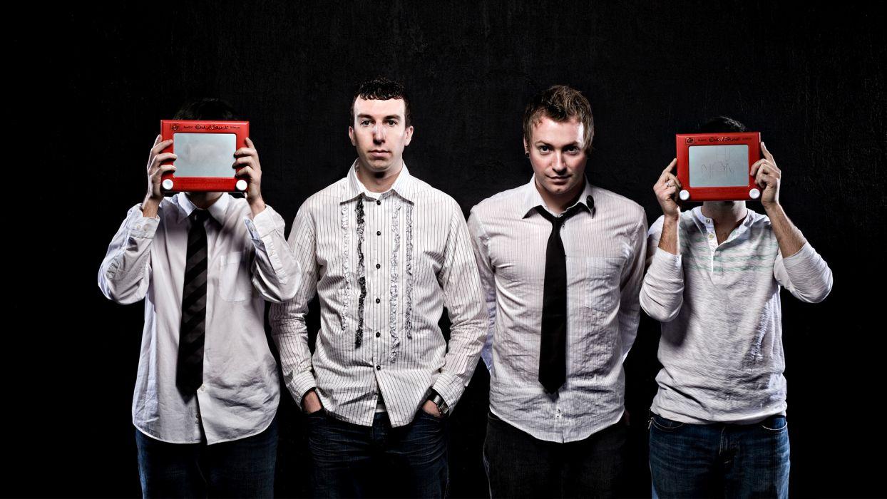 FM-STATIC pop punk   a wallpaper