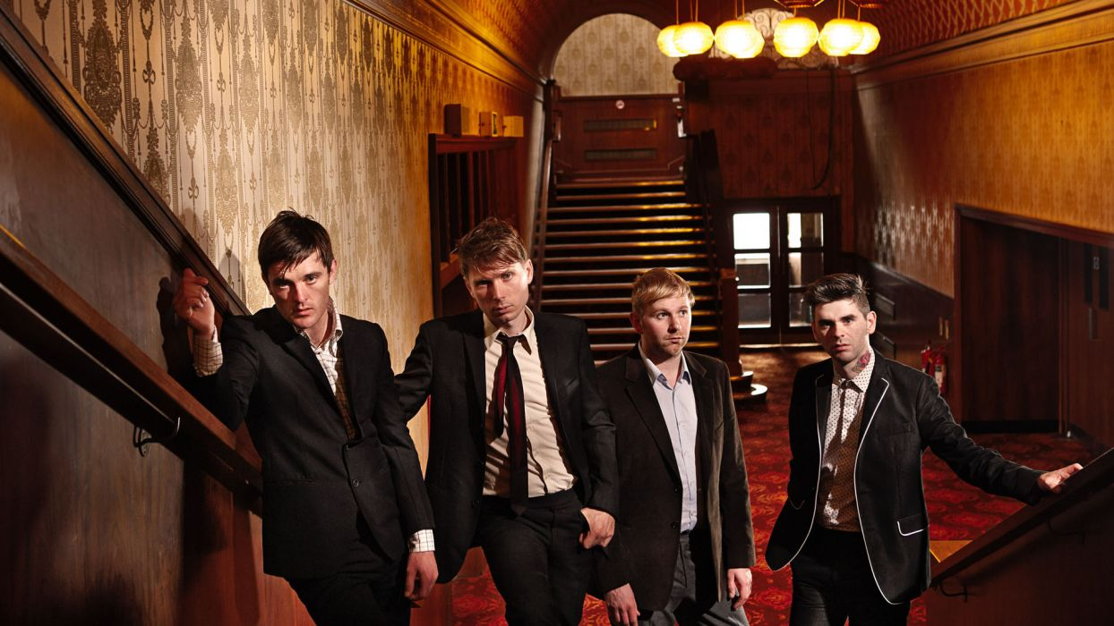 FRANZ FERDINAND indie rock wallpaper