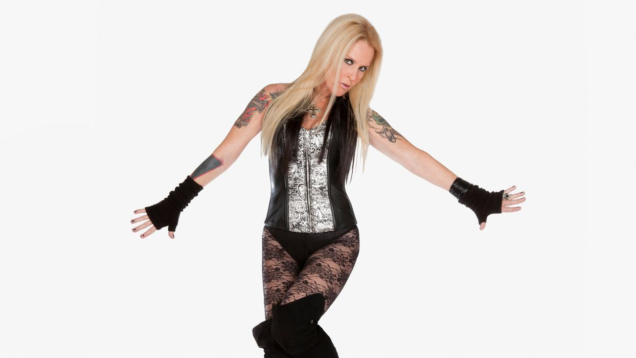 LITA FORD heavy metal hard rock wallpaper